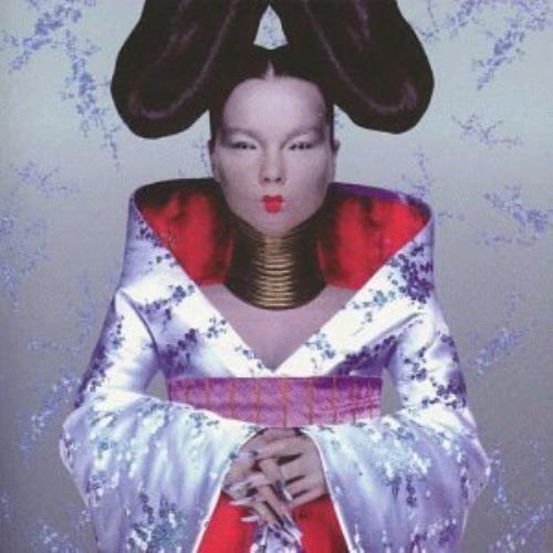 Björk Homogenic vinyl LP album (LP record) UK BJKLPHO325509