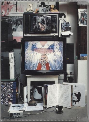 Björk Inside Bjork DVD UK BJKDDIN257436