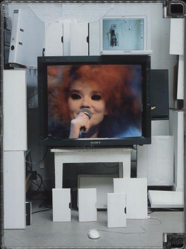 Björk Later 1995-2011 DVD UK BJKDDLA725070