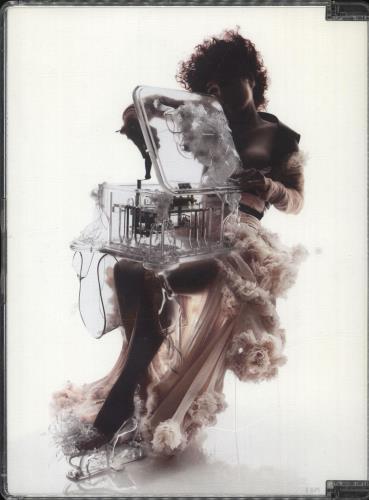 Björk Royal Opera House DVD UK BJKDDRO725072
