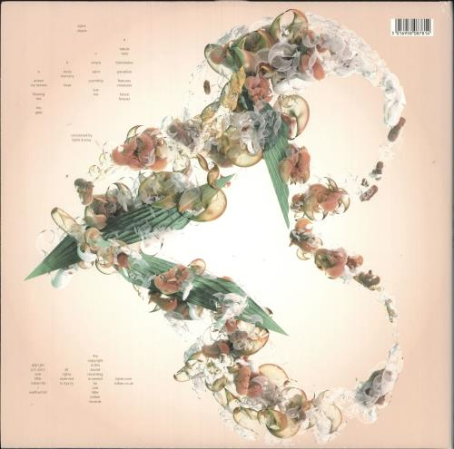 Björk Utopia 2-LP vinyl record set (Double Album) UK BJK2LUT743869