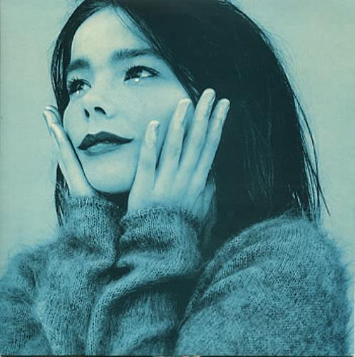 "Björk Venus As A Boy 7"" vinyl single (7 inch record) UK BJK07VE34531"