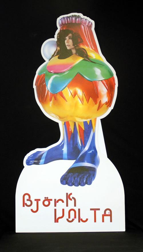 Björk Volta display UK BJKDIVO630164