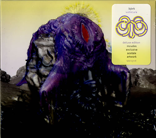 Björk Vulnicura - Sealed CD album (CDLP) UK BJKCDVU628735