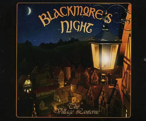 Blackmore's Night The Village Lanterne CD album (CDLP) German BN-CDTH357895