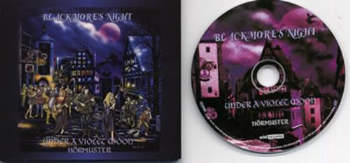 "Blackmore's Night Under A Violet Moon CD single (CD5 / 5"") German BN-C5UN148701"