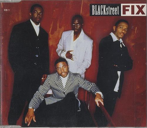 "Blackstreet Fix CD single (CD5 / 5"") UK BKSC5FI451351"