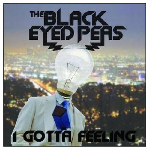 Black Eyed Peas I Gotta Feeling German CD single (CD5 / 5 ...