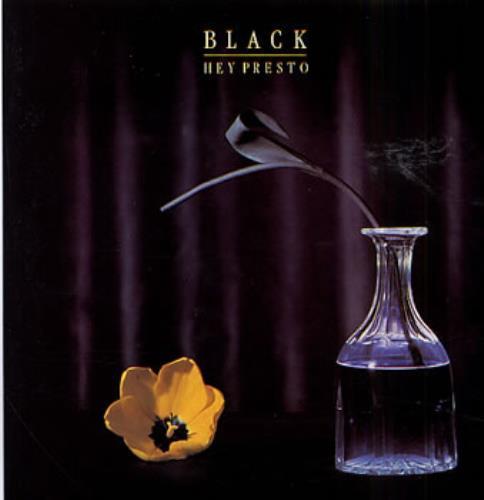"""Black Hey Presto 7"""" vinyl single (7 inch record) UK BAK07HE316161"""