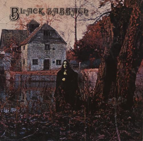 Black Sabbath Black Sabbath German Vinyl Lp Album Lp