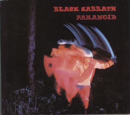 Black Sabbath Paranoid - Deluxe Edition 3-disc CD/DVD Set UK BLK3DPA657472