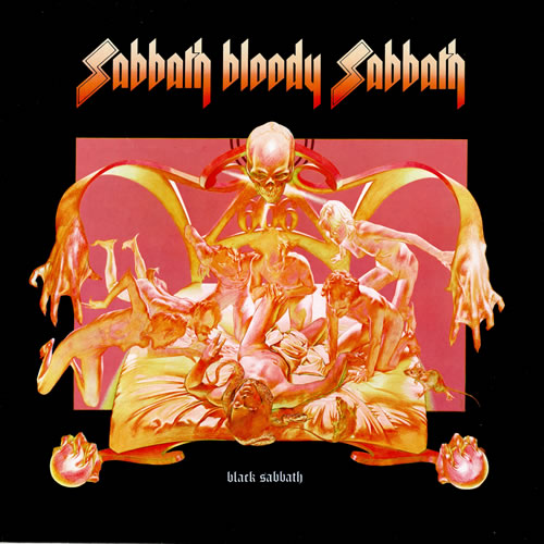 Black Sabbath Sabbath Bloody Sabbath German Vinyl Lp Album