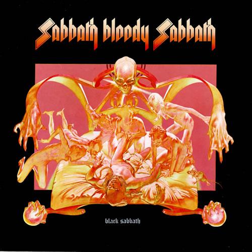 Black Sabbath Sabbath Bloody Sabbath German Vinyl Lp Album