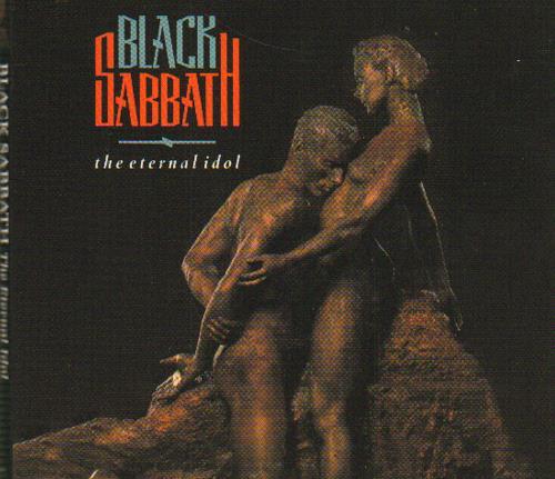 Black Sabbath The Eternal Idol 2 CD album set (Double CD) UK BLK2CTH657487