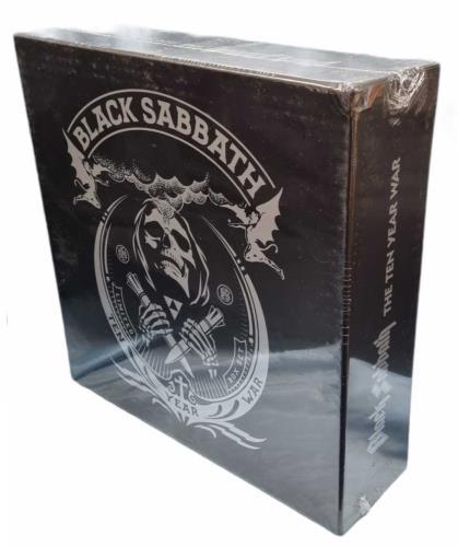 Black Sabbath The Ten Year War + Art Print - Sealed Vinyl Box Set UK BLKVXTH772064