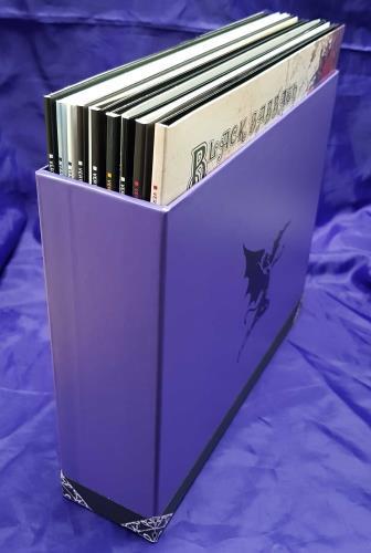 Black Sabbath The Vinyl Collection 1970-1978 - 180gm Vinyl Box Set UK BLKVXTH678996