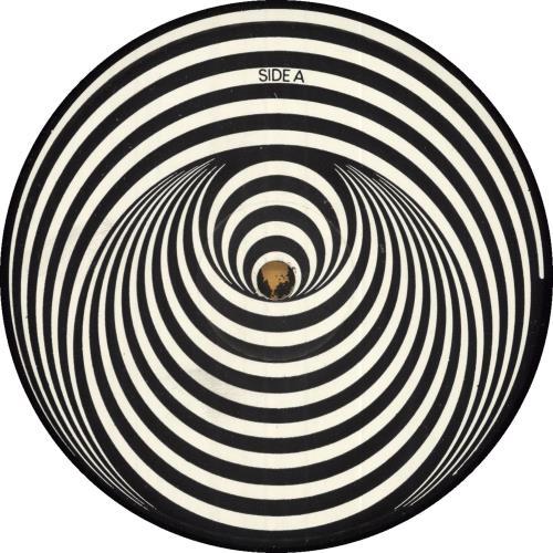 Black Sabbath Vol. 4 - 1st vinyl LP album (LP record) UK BLKLPVO629741