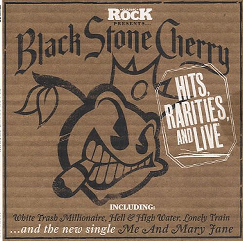 Black Stone Cherry Hits, Rarities And Live CD album (CDLP) UK AH9CDHI626591