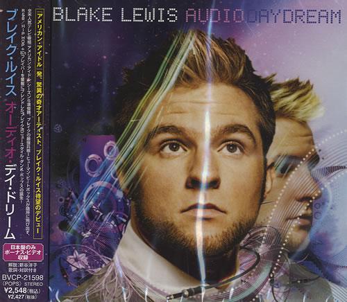 Blake Lewis Audio Daydream - Sealed CD album (CDLP) Japanese EWICDAU435520