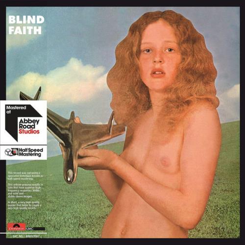 Blind Faith Blind Faith - Half Speed Mastered - Sealed vinyl LP album (LP record) UK B-FLPBL767898