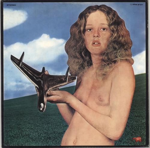 Blind Faith Blind Faith vinyl LP album (LP record) Japanese B-FLPBL727982