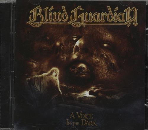 "Blind Guardian A Voice In The Dark CD single (CD5 / 5"") German QL8C5AV755763"
