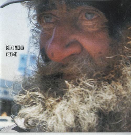 "Blind Melon Change CD single (CD5 / 5"") Dutch BDMC5CH174682"