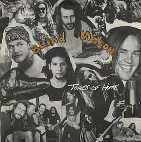 Blind Melon Tones Of Home Us Promo 7 Vinyl Single 7 Inch Record