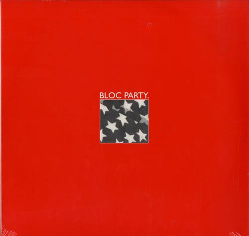 Bloc Party Bloc Party Ep Us 12 Vinyl Single 12 Inch Record Maxi Single 478239