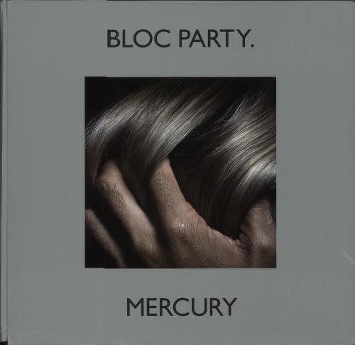 Bloc Party Mercury - Multi-Disc Box Vinyl Box Set UK BB5VXME675608