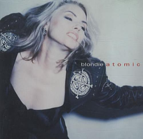 """Blondie Atomic CD single (CD5 / 5"""") US BLOC5AT42971"""
