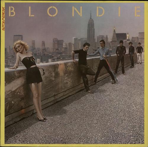 Blondie Autoamerican vinyl LP album (LP record) German BLOLPAU578220