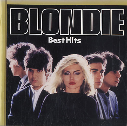 Blondie Best Hits CD album (CDLP) Japanese BLOCDBE612136