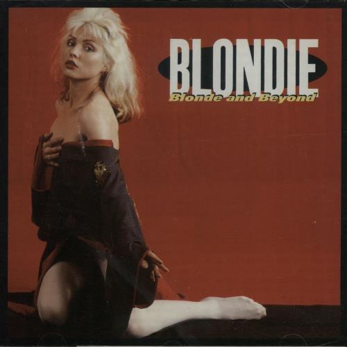 Blondie Blonde And Beyond CD album (CDLP) US BLOCDBL326155
