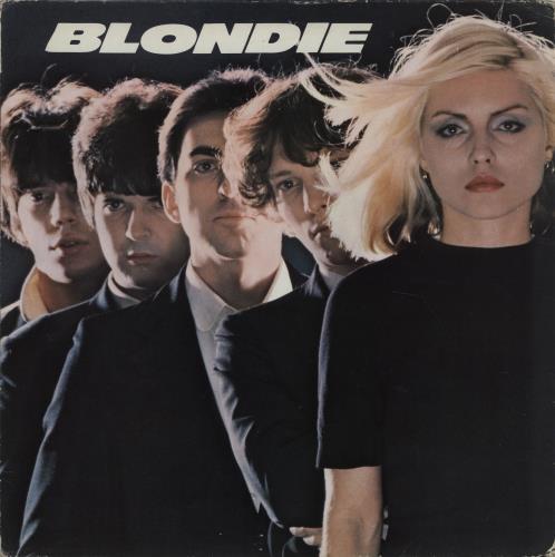 Blondie Blondie vinyl LP album (LP record) UK BLOLPBL334001