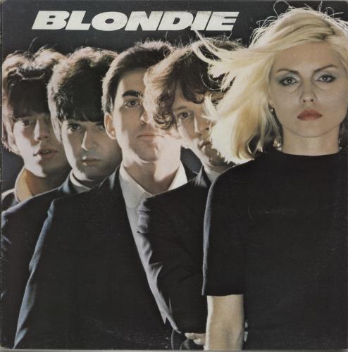 Blondie Blondie vinyl LP album (LP record) Australian BLOLPBL670861