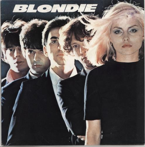 Blondie Blondie vinyl LP album (LP record) Italian BLOLPBL765815