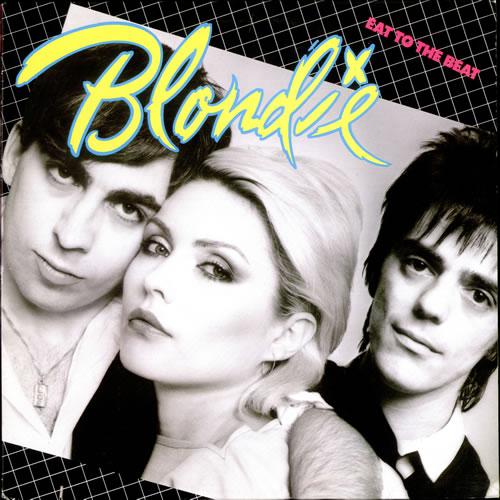 Blondie Eat To The Beat vinyl LP album (LP record) Canadian BLOLPEA245320