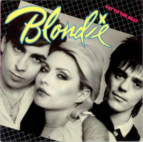 Blondie Eat To The Beat vinyl LP album (LP record) German BLOLPEA523350