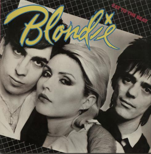 Blondie Eat To The Beat vinyl LP album (LP record) Portugese BLOLPEA643958
