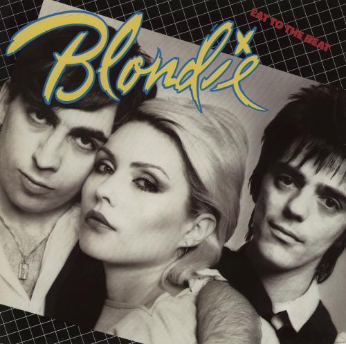 Blondie Eat To The Beat vinyl LP album (LP record) Dutch BLOLPEA743543