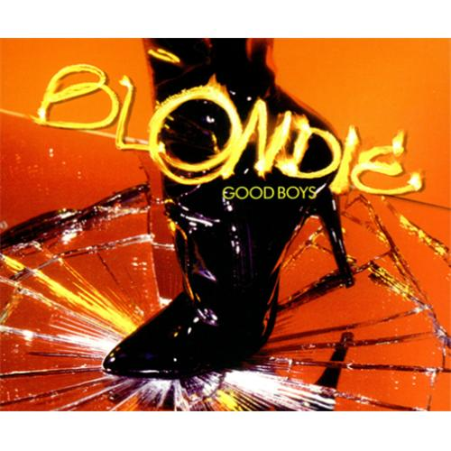 "Blondie Good Boys CD single (CD5 / 5"") UK BLOC5GO417953"