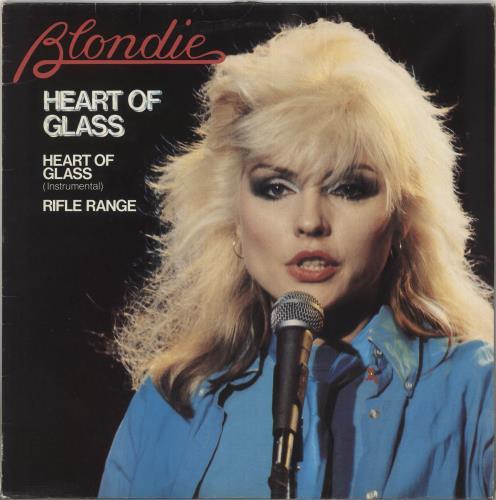 "Blondie Heart Of Glass 12"" vinyl single (12 inch record / Maxi-single) UK BLO12HE18698"
