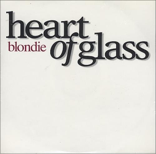 """Blondie Heart Of Glass CD single (CD5 / 5"""") French BLOC5HE30665"""