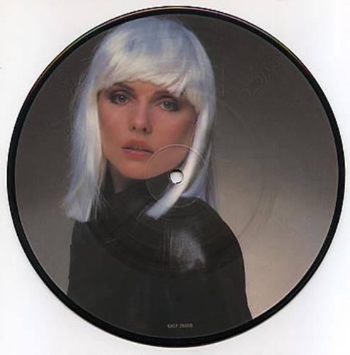 """Blondie Island Of Lost Souls 7"""" vinyl picture disc 7 inch picture disc single UK BLO7PIS12454"""