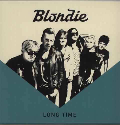 "Blondie Long Time 7"" vinyl single (7 inch record) UK BLO07LO682972"