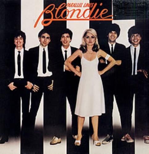 Blondie Parallel Lines vinyl LP album (LP record) UK BLOLPPA163140