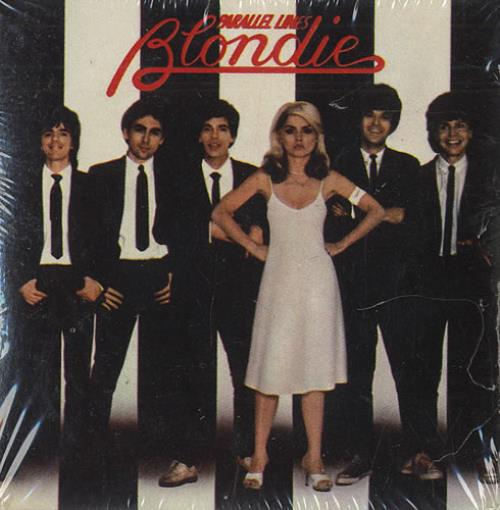Blondie Parallel Lines memorabilia US BLOMMPA475608
