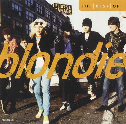 Blondie The Best Of Blondie Us Cd Album Cdlp 459519