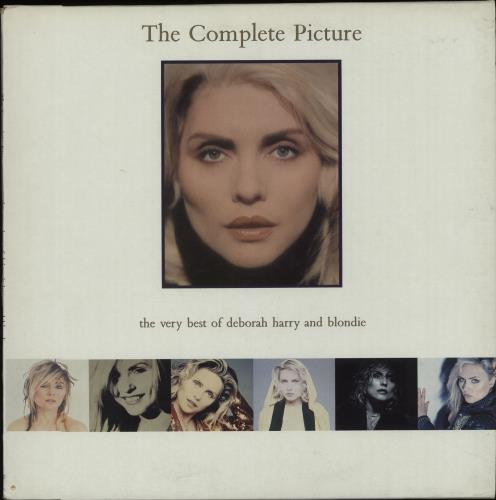 Blondie The Complete Picture - The Very Best Of... 2-LP vinyl record set (Double Album) UK BLO2LTH142620
